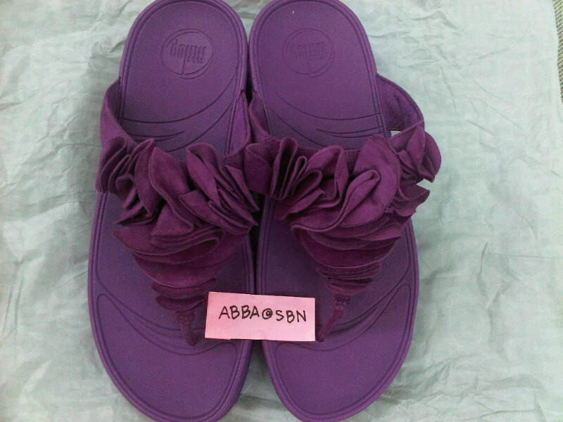 fitflop frou cosmic purple